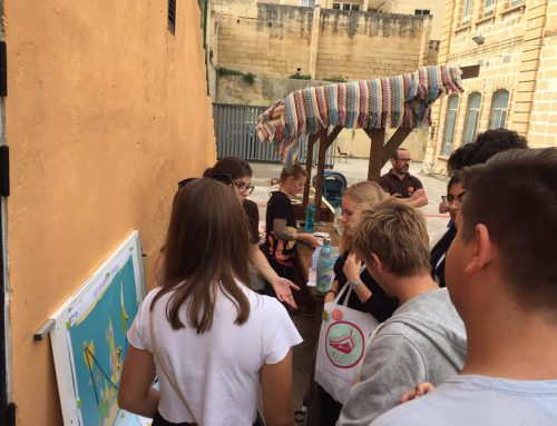 Snapshots from the Borders Community Event in Marsa