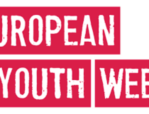 European Youth Week – 29th April – 5th May