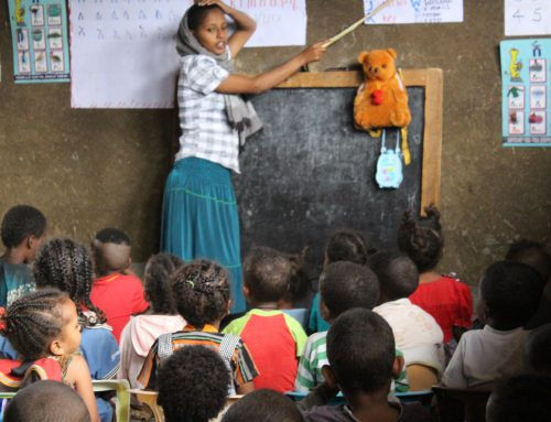 ECCE Gelan: Providing Early Childcare and Education to Children in Akaki Kality, Addis Ababa